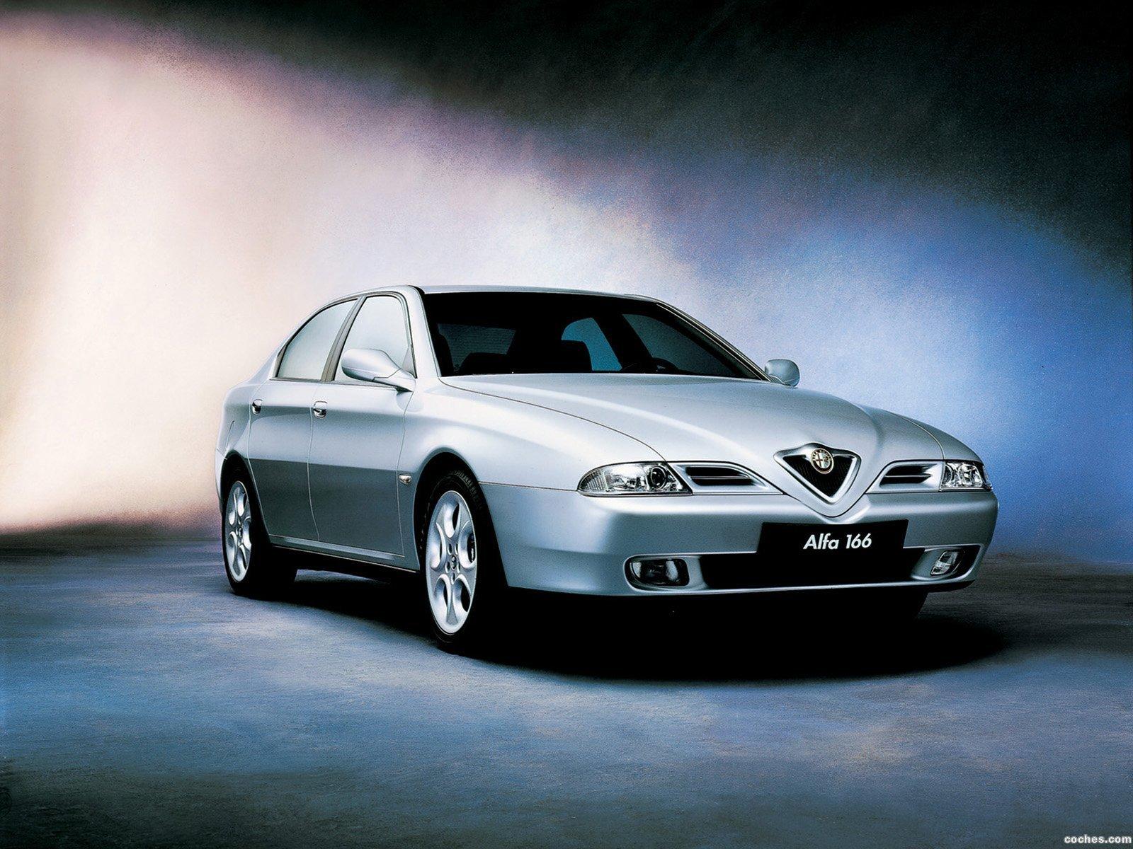 Foto 0 de Alfa Romeo 166 1998