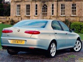 Ver foto 30 de Alfa Romeo 166 1998