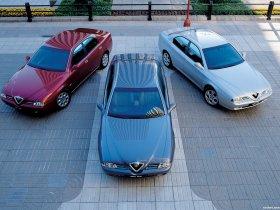 Ver foto 32 de Alfa Romeo 166 1998