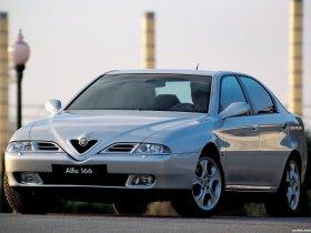 Ver foto 20 de Alfa Romeo 166 1998