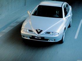 Ver foto 19 de Alfa Romeo 166 1998