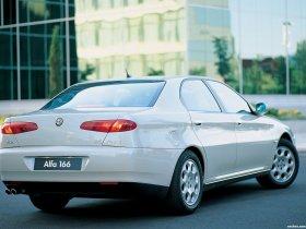 Ver foto 14 de Alfa Romeo 166 1998
