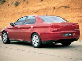 Ver foto 10 de Alfa Romeo 166 1998
