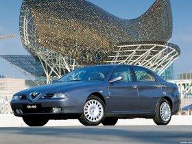 Ver foto 5 de Alfa Romeo 166 1998