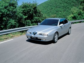 Ver foto 27 de Alfa Romeo 166 1998