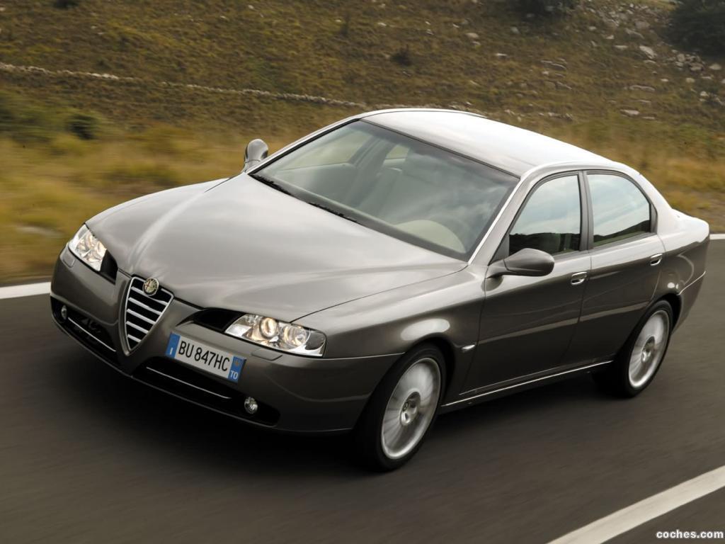 Foto 12 de Alfa Romeo 166 2004