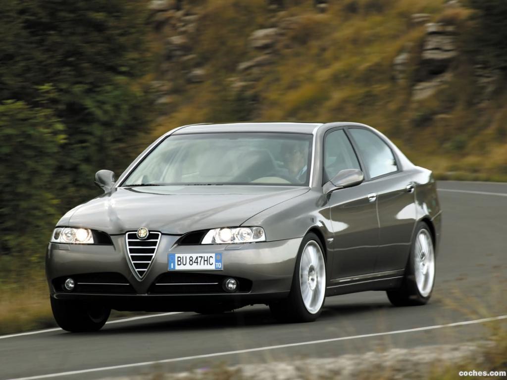 Foto 11 de Alfa Romeo 166 2004