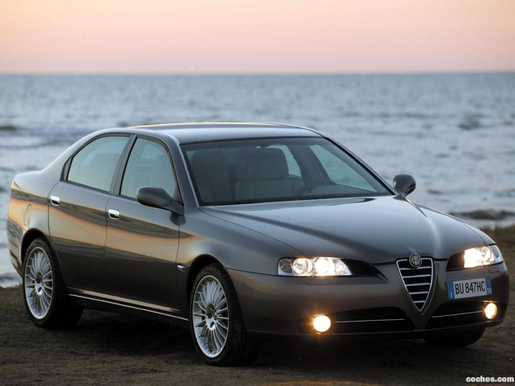 Foto 8 de Alfa Romeo 166 2004