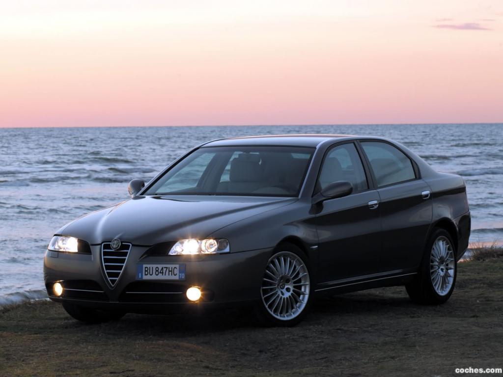 Foto 7 de Alfa Romeo 166 2004