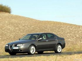 Ver foto 14 de Alfa Romeo 166 2004
