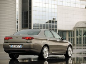 Ver foto 7 de Alfa Romeo 166 2004