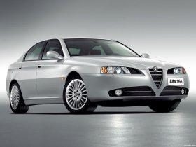 Ver foto 1 de Alfa Romeo 166 2004