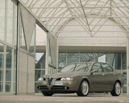 Ver foto 22 de Alfa Romeo 166 2004