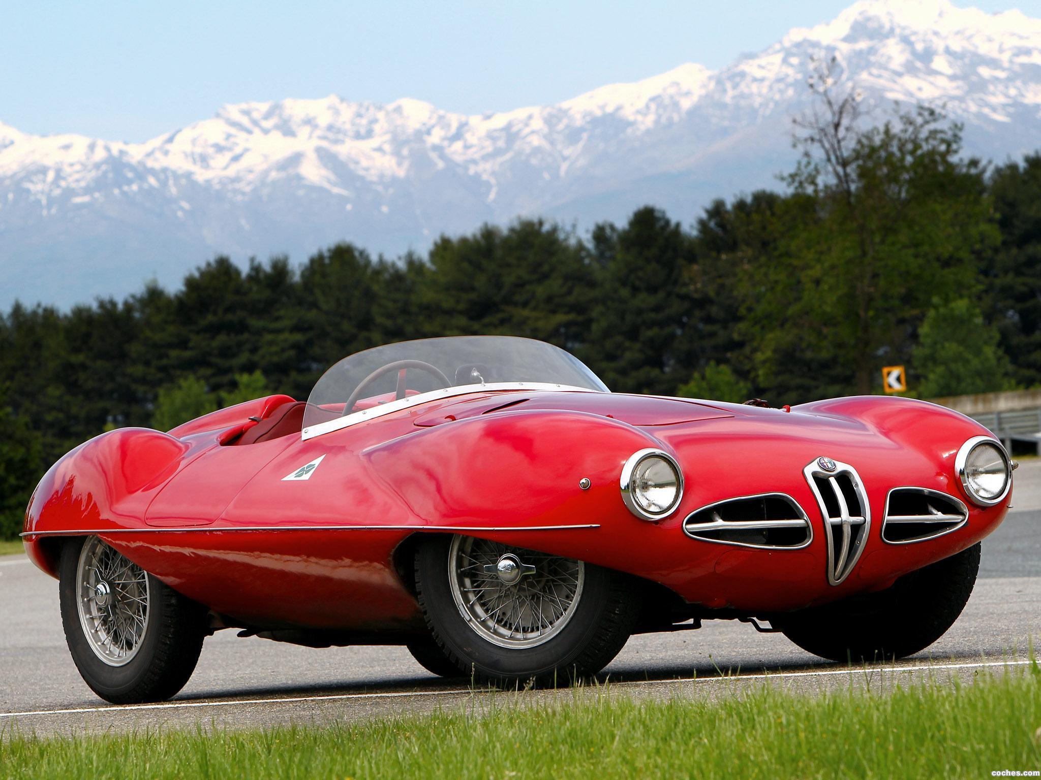 Foto 0 de Alfa Romeo 1900 C52 Disco Volante Spider 1359 1952
