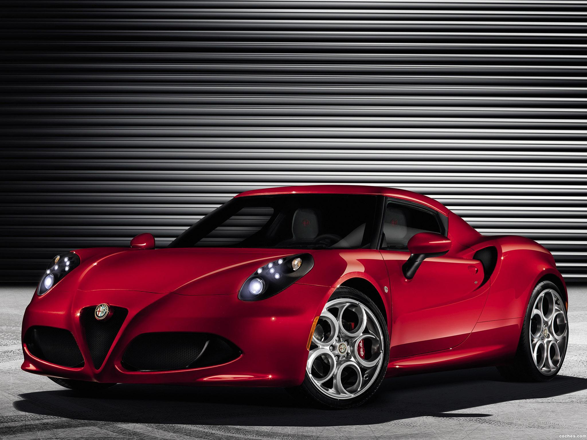 Foto 0 de Alfa Romeo 4C 2013