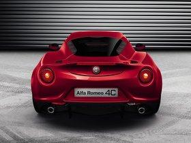 Ver foto 3 de Alfa Romeo 4C 2013