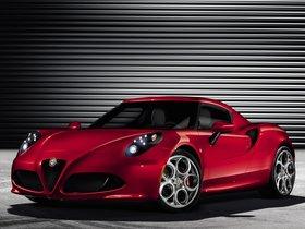 Fotos de Alfa Romeo 4C