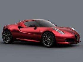 Ver foto 3 de Alfa Romeo 4C Concept 2011