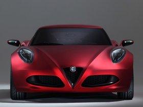 Ver foto 10 de Alfa Romeo 4C Concept 2011
