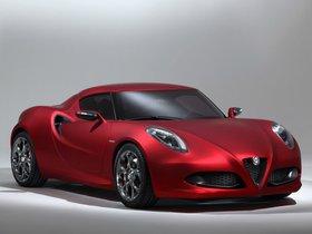 Ver foto 9 de Alfa Romeo 4C Concept 2011