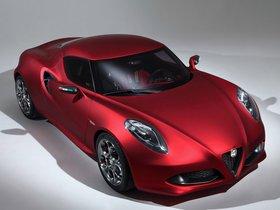 Ver foto 7 de Alfa Romeo 4C Concept 2011