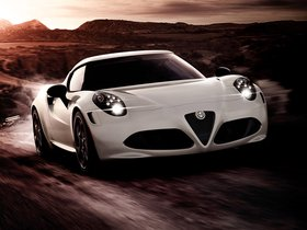 Ver foto 6 de Alfa Romeo 4C Launch Edition 2013