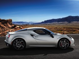 Ver foto 4 de Alfa Romeo 4C Launch Edition 2013