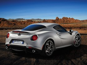 Ver foto 3 de Alfa Romeo 4C Launch Edition 2013