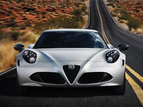 Ver foto 2 de Alfa Romeo 4C Launch Edition 2013
