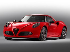 Ver foto 9 de Alfa Romeo 4C Launch Edition 2013