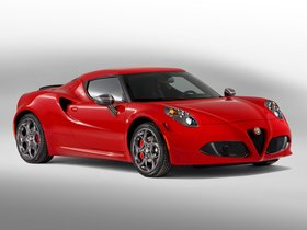 Ver foto 7 de Alfa Romeo 4C Launch Edition 2013