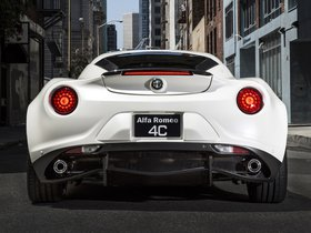 Ver foto 4 de Alfa Romeo 4C Launch Edition USA 2014