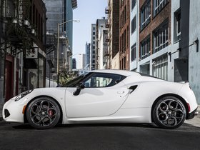 Ver foto 3 de Alfa Romeo 4C Launch Edition USA 2014