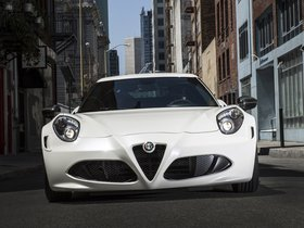 Ver foto 2 de Alfa Romeo 4C Launch Edition USA 2014