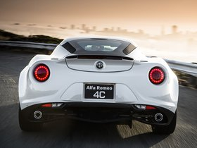 Ver foto 5 de Alfa Romeo 4C Launch Edition USA 2014