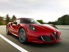 Fotos de Alfa Romeo 4C Launch Edition 2013