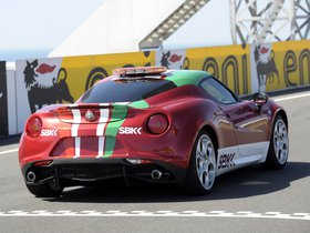 Ver foto 3 de Alfa Romeo 4C SBK Safety Car 2014