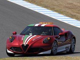 Ver foto 1 de Alfa Romeo 4C SBK Safety Car 2014