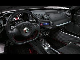 Ver foto 30 de Alfa Romeo 4C Spider 960 2015