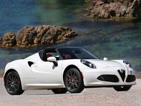 Ver foto 21 de Alfa Romeo 4C Spider 960 2015