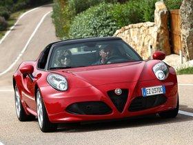 Ver foto 17 de Alfa Romeo 4C Spider 960 2015