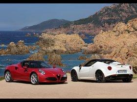 Ver foto 14 de Alfa Romeo 4C Spider 960 2015