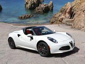 Ver foto 13 de Alfa Romeo 4C Spider 960 2015