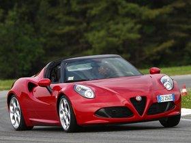 Ver foto 12 de Alfa Romeo 4C Spider 960 2015
