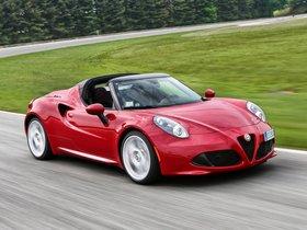 Ver foto 9 de Alfa Romeo 4C Spider 960 2015