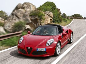 Ver foto 7 de Alfa Romeo 4C Spider 960 2015