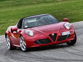Ver foto 5 de Alfa Romeo 4C Spider 960 2015