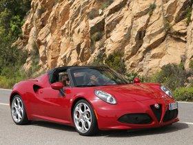 Ver foto 3 de Alfa Romeo 4C Spider 960 2015