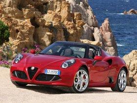Ver foto 28 de Alfa Romeo 4C Spider 960 2015