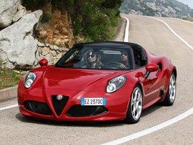Ver foto 1 de Alfa Romeo 4C Spider 960 2015